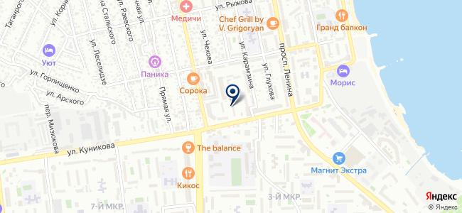 Ремтранс на карте