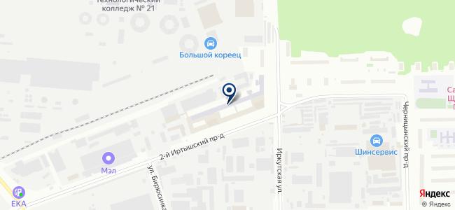 ФинКонсалт на карте
