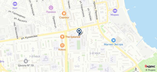 Волгоэнергострой, строительно-монтажная компания на карте