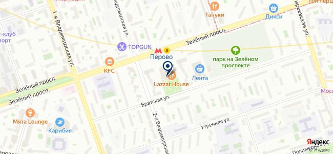 БИЗНЕС ИНТЕРНЕШНЛ КОМПАНИ, ООО на карте
