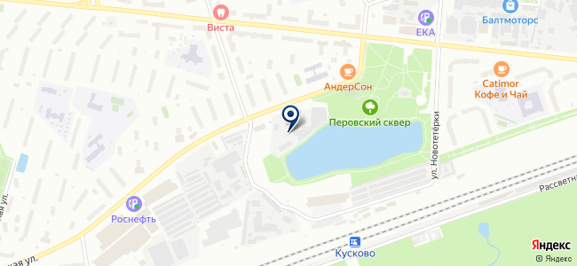 Уральский Изолит, ООО на карте