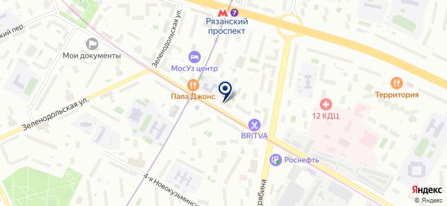 Кимрский Завод Теплового Оборудования, ООО на карте