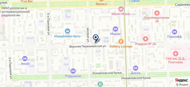 Allfresco на карте