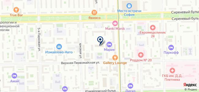 Condition.ru на карте
