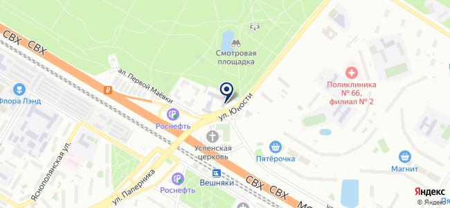 Техноторг-М, ООО на карте