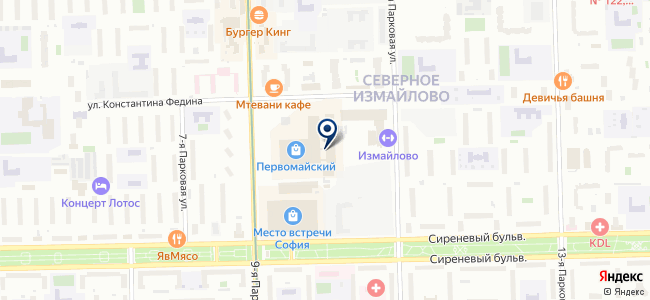 ТД Эльком, ООО на карте