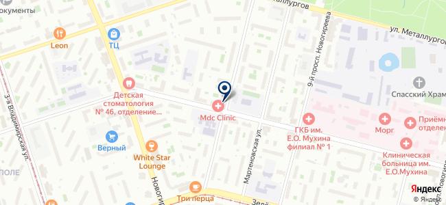 Service-PMR на карте