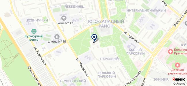 ВИП-МОНТАЖ на карте