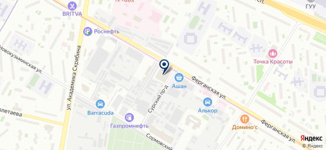 Plama.ru на карте