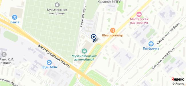 Пилот-Авто-Маркет на карте