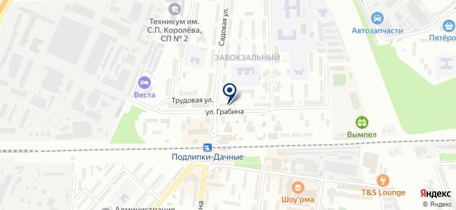 ЛайтИндустри на карте