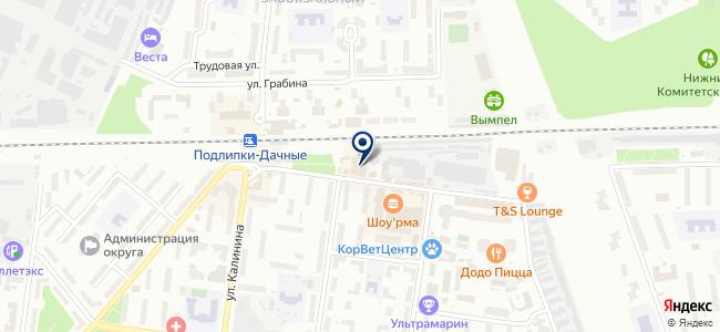 ЭнергоКомпас на карте
