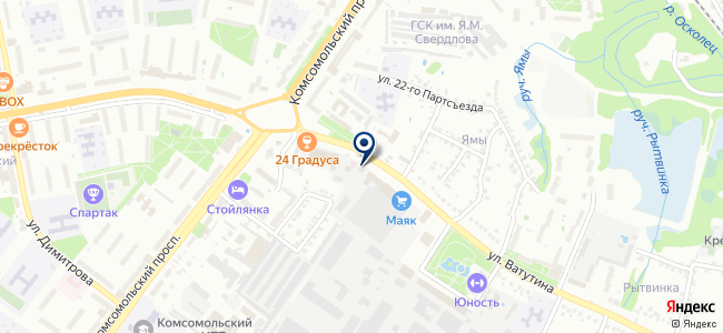 Строй-Декор-Мастер на карте