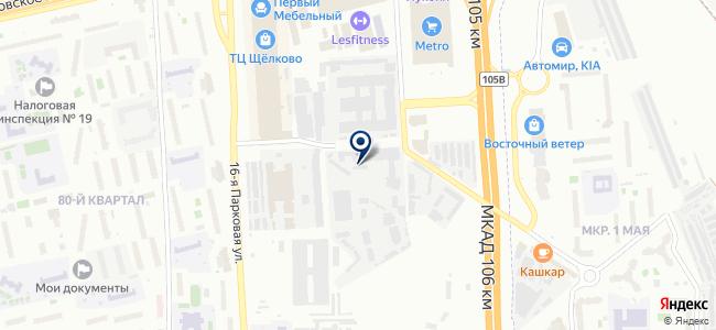 Импэкс Крафт, ООО на карте