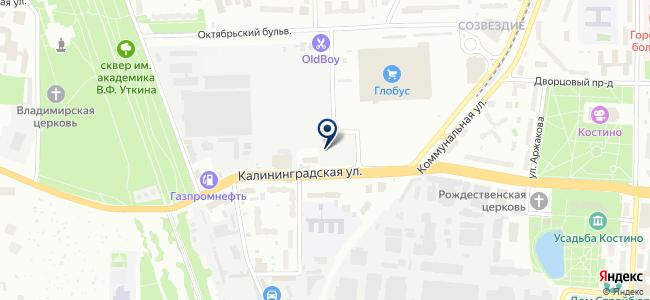 ВВК Моторс на карте