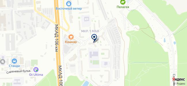Fvf на карте
