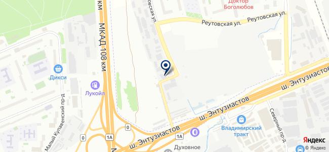 Serpimolot.ru на карте