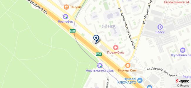 ЭнергоАльянс на карте