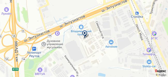 Кабель-Магазин, ООО на карте