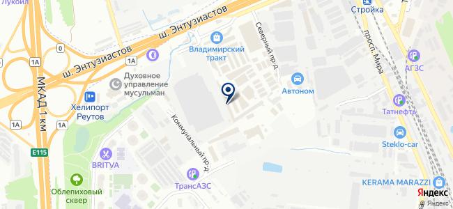 МастерИнструмент на карте