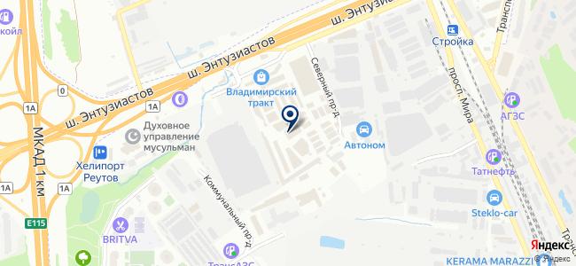 Магазин электроинструмента, ИП Куликов Д.А. на карте