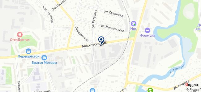 Алемонт, ООО на карте