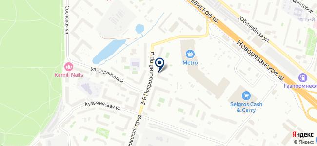 ИнтСтайл, ООО на карте