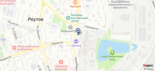 Кабельпласт на карте