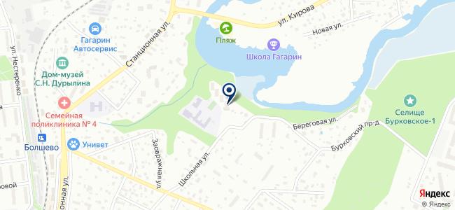 ЭнергоПроект на карте