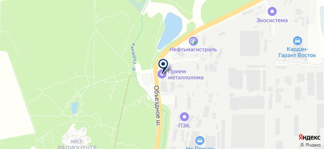 СветЕвроСтиль, ООО на карте
