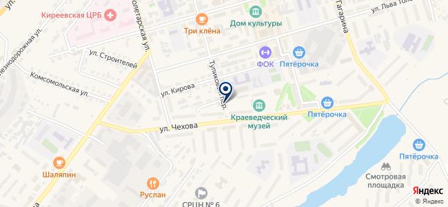 Электро proffi на карте