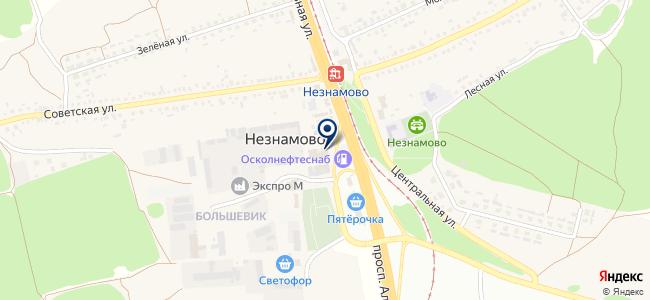 СБК-инструмент, ЗАО на карте