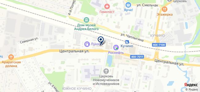 Магазин электротехнической продукции, инструмента и сварочного оборудования на карте