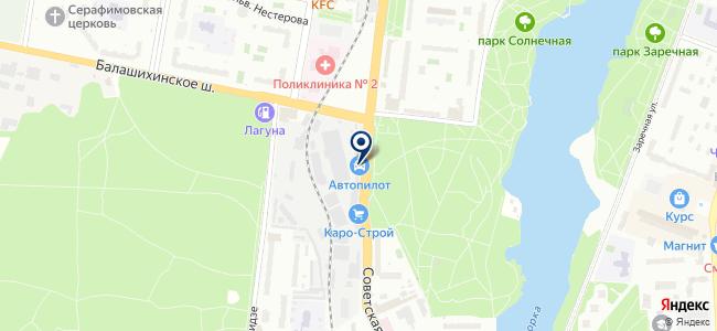 Современные электромагниты на карте
