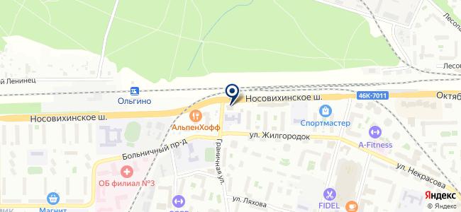 ПлюсЭлектро на карте