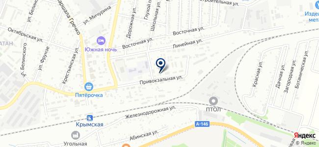 Югэлектросвязь, ООО, проектно-монтажная компания на карте