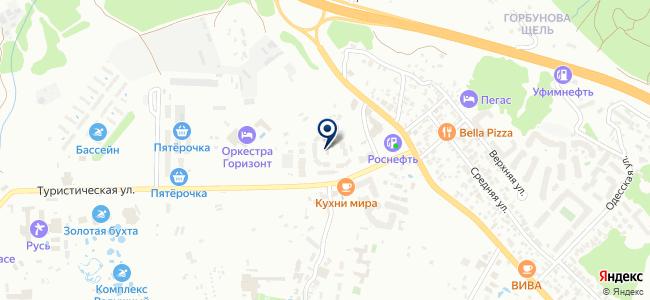 Предприятие пассажирского автотранспортного обслуживания, МУП на карте
