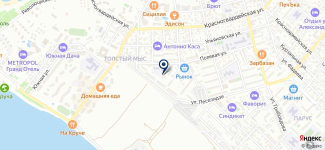 Tok-220V на карте