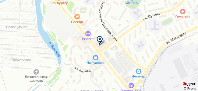 ЭТМ, ООО на карте
