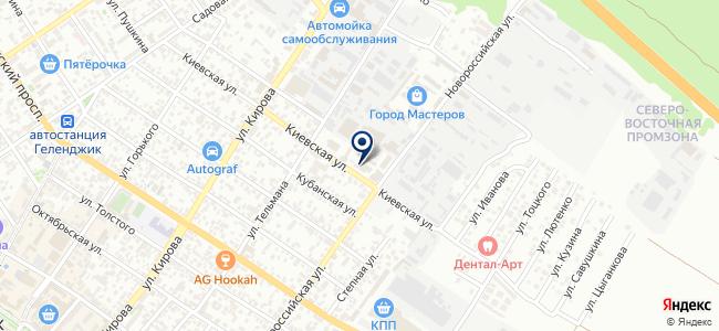 Инструмент PRO на карте