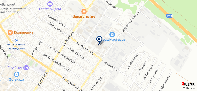 RotoR на карте