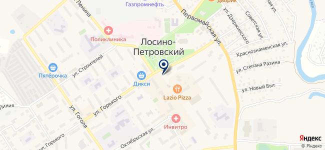 Золотая аура на карте