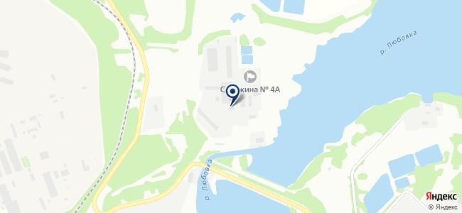 Электроцентрмонтаж, ОАО на карте