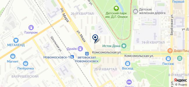 ХозМаркет на карте