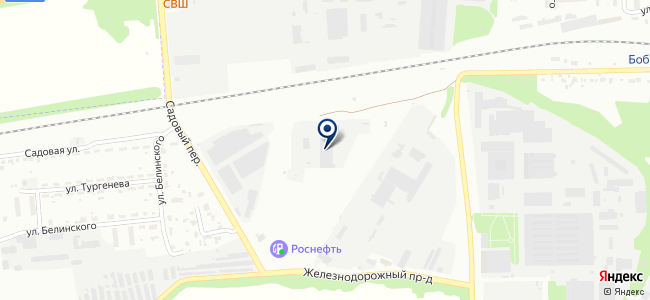 Техноград, ООО на карте