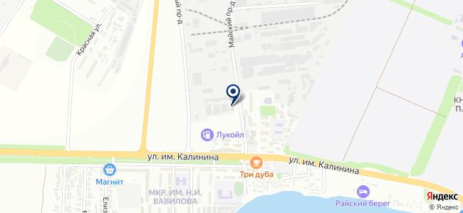 Электрокомплект, ООО на карте