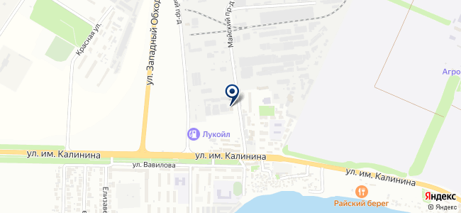 ТРСК-Монолит, ООО на карте