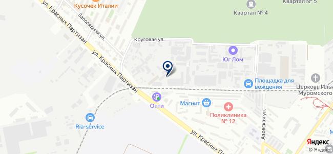 Континет, ООО на карте