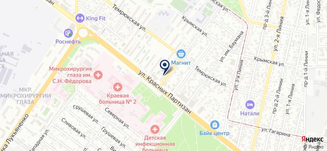 ТехноСитиСервис на карте