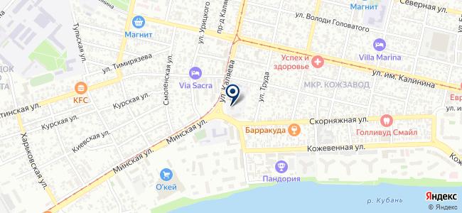 Юг-Синергия, ООО на карте
